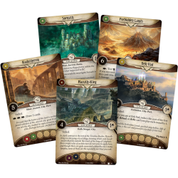 Arkham Horror: The Card Game - The Dream-Eaters cycle 1 - The Search for Kadath Mythos Pack