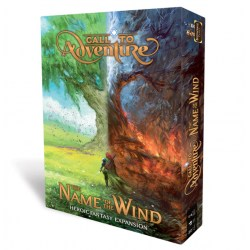 Call to Adventure: Name of the Wind (2019) - разширение за настолна игра
