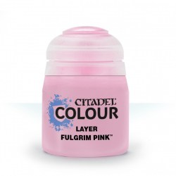 Citadel Layer Paints - Fulgrim Pink (12ml) в Citadel акрилни бои
