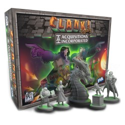 Clank! Legacy: Acquisitions Incorporated (2019) Board Game