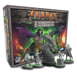 Clank! Legacy: Acquisitions Incorporated (2019) - настолна игра