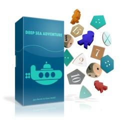 Deep Sea Adventure (2014) - настолна игра