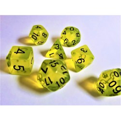 Dice 4 Friends Polyhedral 7-Die Set: Gasoline в Зарове за игри