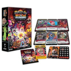 Epic Spell Wars of the Battle Wizards: Duel at Mt. Skullzfyre Board Game