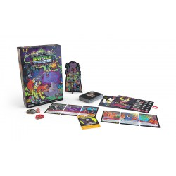 Epic Spell Wars of the Battle Wizards II: Rumble at Castle Tentakill Board Game