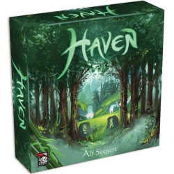 Haven (2018) - настолна игра за двама