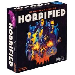 Horrified: Universal Studios Monsters (2019) - настолна игра
