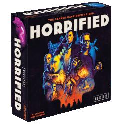 Horrified: Universal Studios Monsters (2019) Board Game