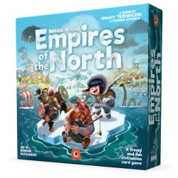 Imperial Settlers: Empires of the North (2019) - настолна игра