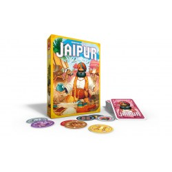 Jaipur (2nd Edition, 2019) - настолна игра
