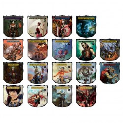 Magic: The Gathering - Relic Tokens Legendary Collection Pack Board Game