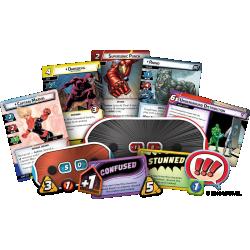 Marvel Champions: The Card Game Core Set (2019) - настолна игра с карти