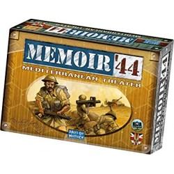 Memoir '44: Mediterranean Theater (2008) - разширение за настолна игра