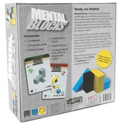 Mental Blocks (2019) - настолна игра