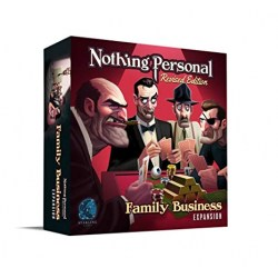 Nothing Personal Revised Edition: Family Business (2019) Board Game