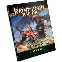 Pathfinder Pawns: War for the Crown Pawn Collection в D&D и други RPG / Pathfinder / D&D Pawns