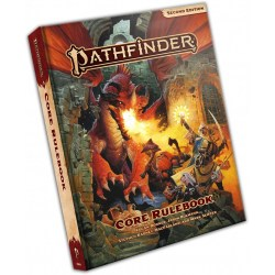 Pathfinder RPG 2nd Edition: P2 Core Rulebook (2019) in Pathfinder 2nd Edition Books