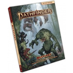 Pathfinder RPG Second Edition: Bestiary (2019)