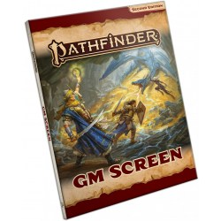 Pathfinder RPG: GM Screen (Second Edition, 2019) in Pathfinder 2nd Edition Books