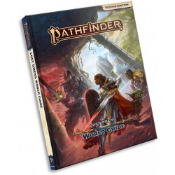Pathfinder RPG: Lost Omens World Guide (Second Edition, 2019) in Pathfinder 2nd Edition Books