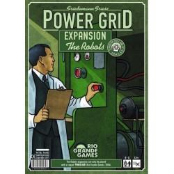 Power Grid: The Robots (2011) - разширение за настолна игра