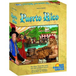 Puerto Rico Deluxe Second Edition (2019) Board Game