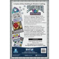 Sagrada: The Great Facades - Passion Expansion (2019) - разширение за настолна игра