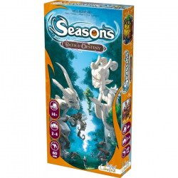 Seasons: Path of Destiny Expansion (2014) Board Game