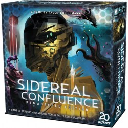 Sidereal Confluence: Remastered Edition (2020) - настолна игра