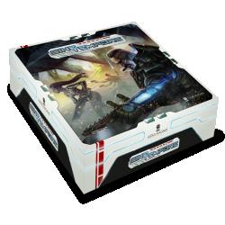 Sine Tempore (Explorer KS Pledge, All-In Bundle, A.D.E. Add-on,  All SGs, Artbook, Dice Bundle, 2018) - настолна игра