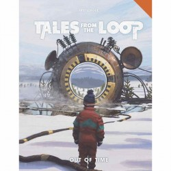 Tales from the Loop RPG: Out of Time Supplement + PDF в D&D и други RPG / Други RPG