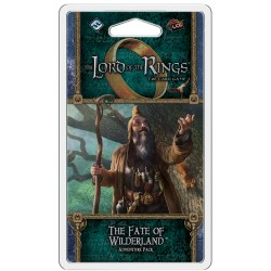 The Lord of the Rings LCG: Ered Mithrin cycle - The Fate of Wilderland Adventure Pack