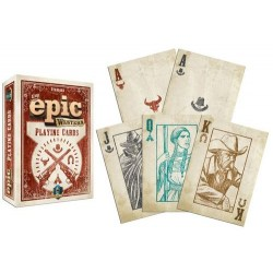 Tiny Epic Western Playing Cards in Playing cards