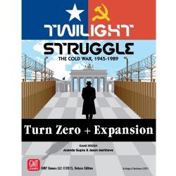 Twilight Struggle: Turn Zero and Promo Packs (2017) - разширение за настолна игра