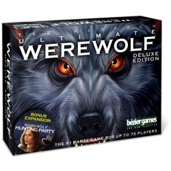Ultimate Werewolf Deluxe Edition (2014) - игра с карти
