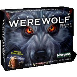 Ultimate Werewolf Deluxe Edition (2014) - игра с карти