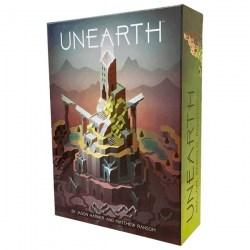 Unearth (2017) - настолна игра