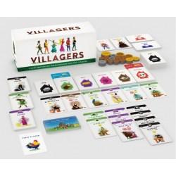 Villagers (2019) - настолна игра с карти