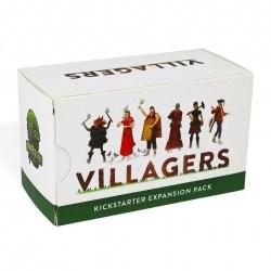 Villagers: Kickstarter Expansion Pack - експанжън за настолна игра