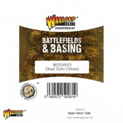 Warlord Games:  Battlefields & Basing - Dead Tufts (10mm)