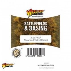 Warlord Games:  Battlefields & Basing - Moorland Tufts (10mm)