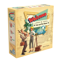 Welcome To... (2018) Board Game