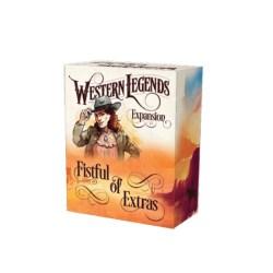 Western Legends: Fistful of Extras Expansion (2018) - разширение за настолна игра