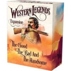 Western Legends: The Good, the Bad, and the Handsome Expansion - разширение за настолна игра