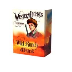 Western Legends: Wild Bunch of Extras Expansion (2019) - разширение за настолна игра
