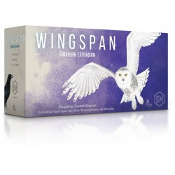 Wingspan: European Expansion (2019) - разширение за настолна игра