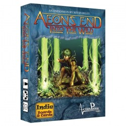 Aeon's End: Into the Wild Expansion (2019) Board Game