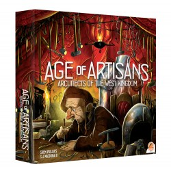 Architects of the West Kingdom: Age of Artisans Expansion (2020) - разширение за настолна игра
