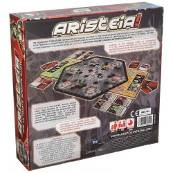 Aristeia! (2017) - настолна игра в Aristeia!