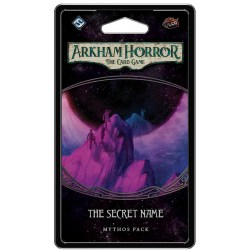 Arkham Horror: The Card Game - Circle Undone 1 - The Secret Name Mythos Pack Board Game